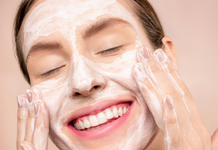 limpiar rostro