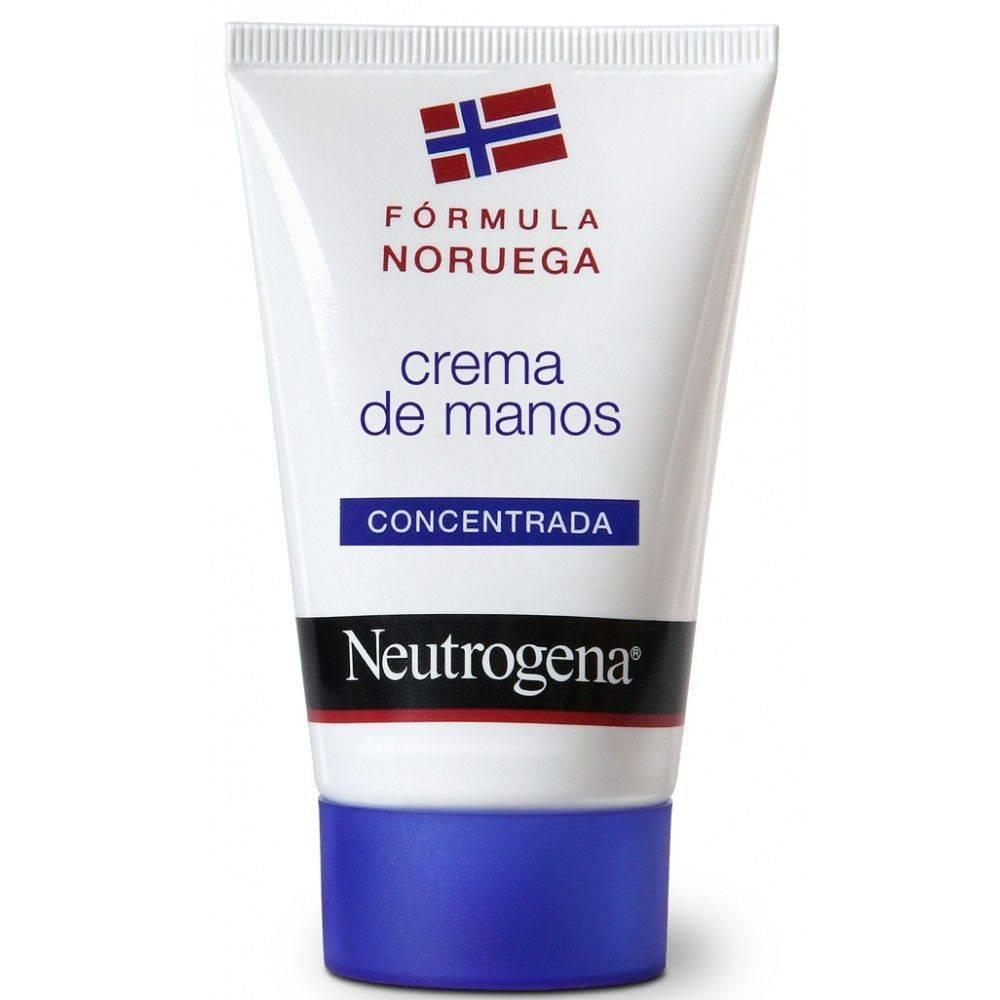 Neutrógena Crema de Manos Concentrada