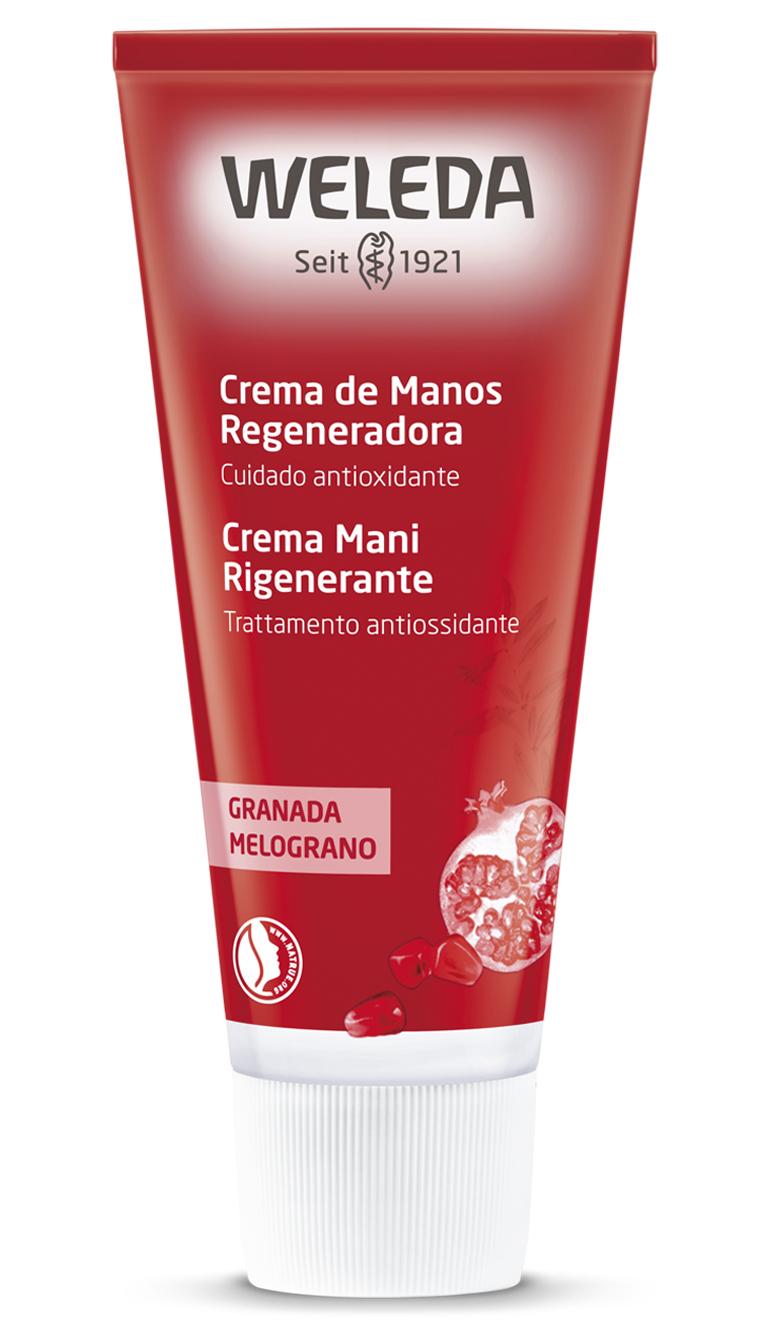 weleda crema de manos regeneradora