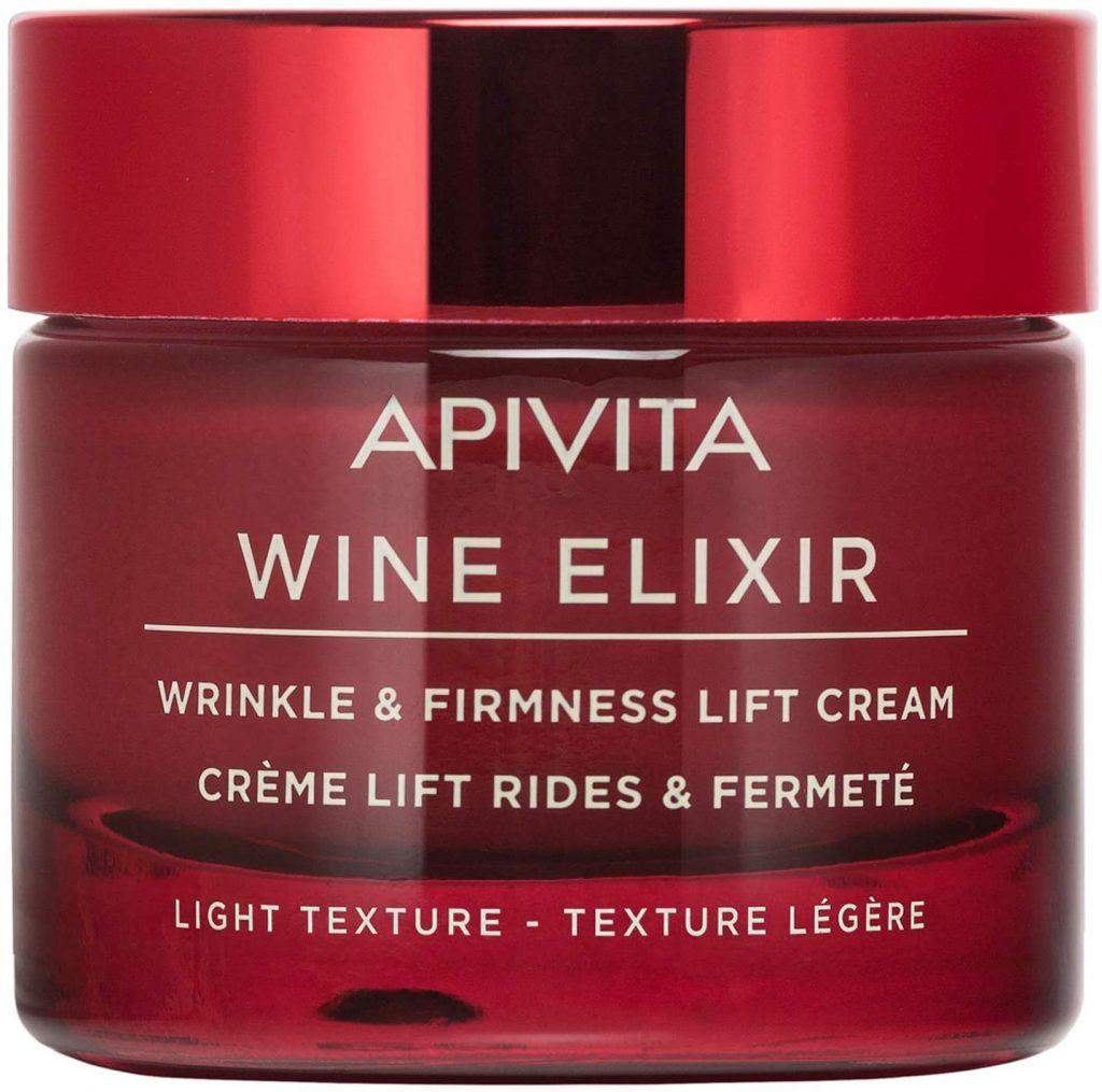 Apivita Wine Elixir Crema Antiarrugas SPF 15