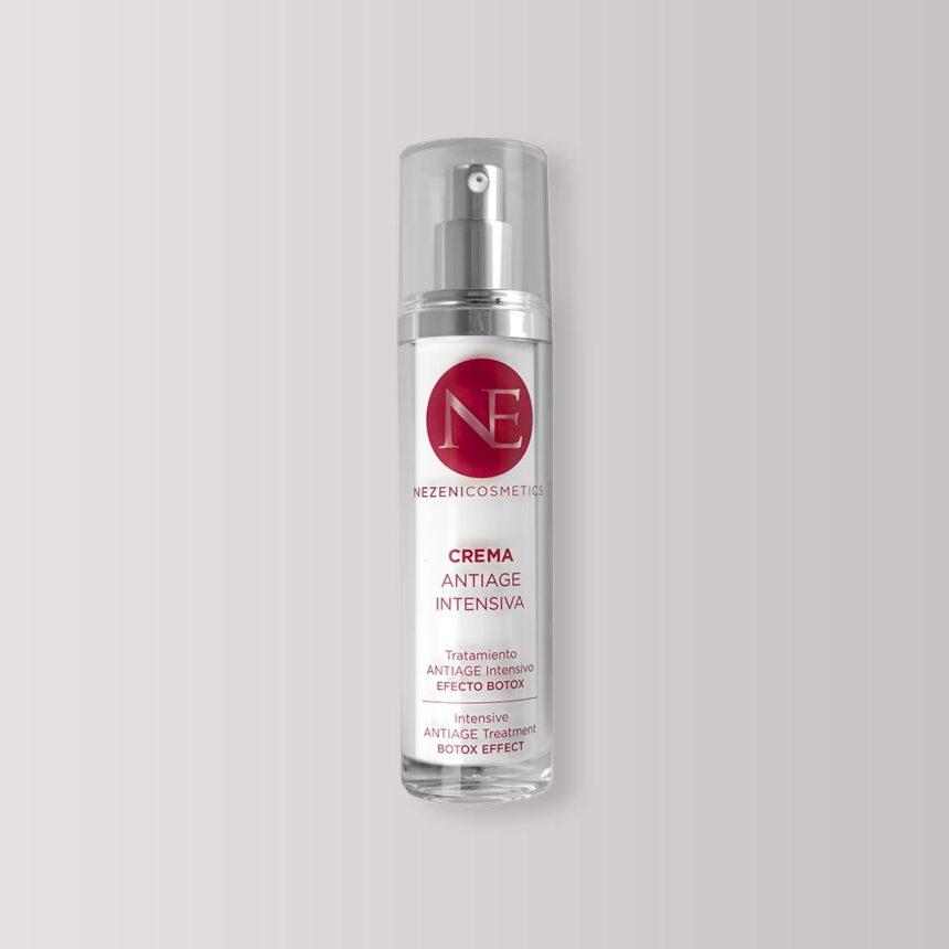 nezeni cosmetics crema antiedad